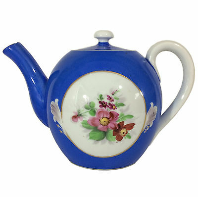 Mid-19th Century Francis Gardner Imperial Russian Porcelain Teapot