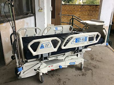 Hill-Rom Totalcare P1900 Klinikbett Pflegebett Intensivpflege Intensive Care Bed