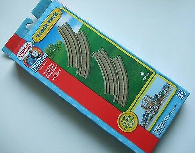 * Hit Toys Thomas and Friends Trackmaster Curve Pack Track x 4 Pieces 3+ Gift *