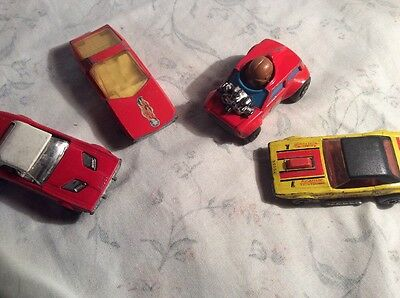 Match Box Super Fast Cars, 14, 1, 40 And Yellow Dodge 1975