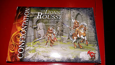 Confrontation, lyonesse rouge (ITA), semipainted