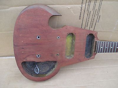 1972 GIBSON VEEERRRY SPECIAL SG - made in USA