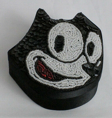 Felix The Cat Trinket Box Felix The Cat Stash Box Felix The Cat Jewelry Box