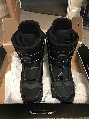 DC Scout Snowboard Boots UK Size 8