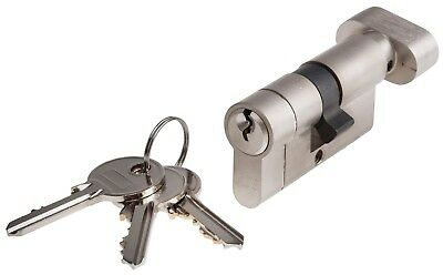 Euro Profile Offset Cylinder Thumb Turn Anti Snap High Security Lock uPVC Door