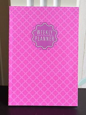Weekly food diary/tracker meal planner,slimming world syns weight watchers 60wks