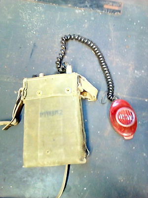 Classic Ultra Receiver Transmitter Army Nato Car Radiophone