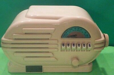 CROSLEY RADIO CR-3 Limited Edition amfm tape player  VINTAGE Free Shipping