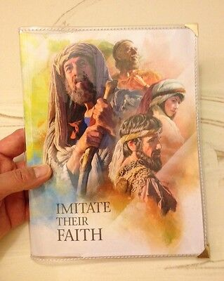 IMITATE THEIR FAITH CLEAR COVER Jehovah's Witness