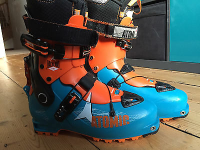 Atomic Backland Ski Boots Size 27.5 / EU 42 2/3 / Boot Length 298