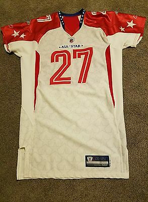 2010 AFC Pro Bowl Game Issued Autographed Ray Rice Jersey Ravens