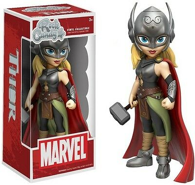 Marvel - Lady Thor - Funko Rock Candy (2017, Toy NEU)