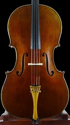 "J. Simon 4/4 ""Master"" Cello Violoncelo GUARNERI Mod Handmade Handmade in RO"