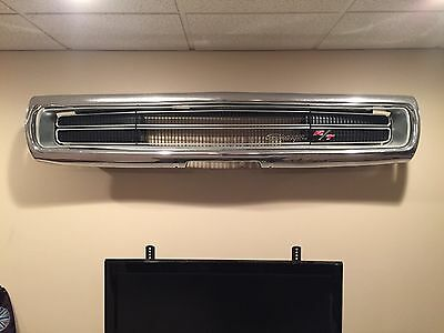 1970 Dodge Charger Vintage Wall Art Display Décor Man Cave Bar Restaurant