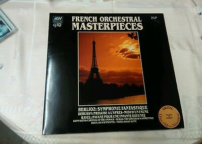 French Orchestral Masterpieces 2 - Lp