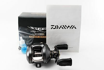 [Excellent] Daiwa STEEZ 100H RH Baitcasting Reel from Japan #158