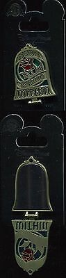 Beauty and the Beast Rose Mirror Hinged Beauty is Found Within Disney Pin 119603