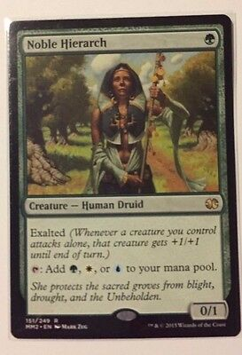 Noble Hierarch  MM2 Modern Masters 2015 Edition