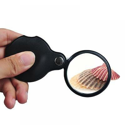 Camping Glass Fashion Gift Travel Jewelry Magnifier Loupe Lens