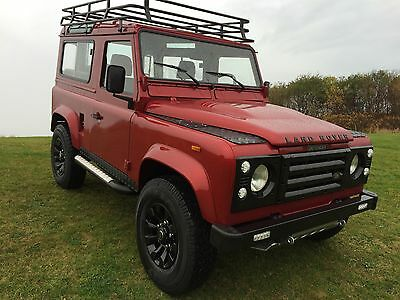 1980 Land Rover Defender 90 Station Wagon 200 TDi LAND ROVER DEFENDER 90 LEFT HAND DRIVE 200 TDi NOT A 2.5 TURBO DIESEL A TDi