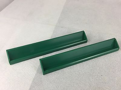 Scrabble - Plastic - Tile Holder - Rack - Replacement - Spare Part - Used x 2