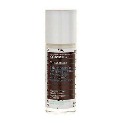 KORRES 48H ROLL-ON DEODORANT PRΟTECTION WITH ORGANIC EQUISETUM 30ml