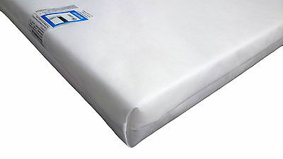 Baby Dreams - Foam Cot Bed Safety Mattress 140 70 7 cm  -  Made in England
