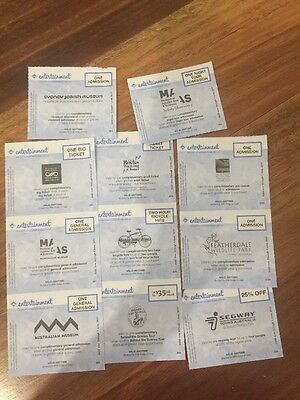 Sydney Museums Zoo Segway Tours Tourist Entertainment Coupons Tickets Passes