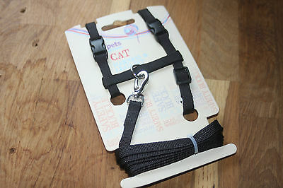 Cat Lead & Harness - Pet At Home Brand New