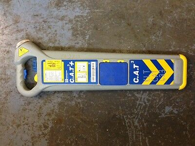 Radiodetection Cable Locator C.A.T mark 3+