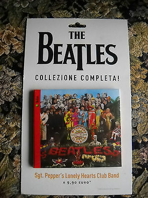 """The Beatles """"Sgt.Pepper's lonely Hearts Club Band"""" - Corriere Sera CD: nuovo !"""