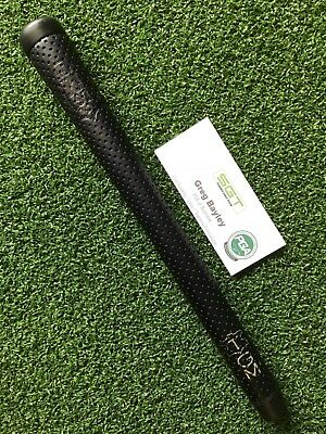 The Grip Master - The Master Leather Golf Grip - Blue