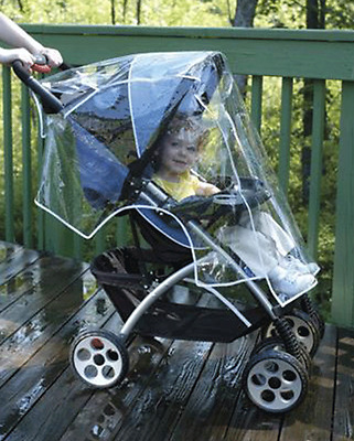 Safety 1st Stroller weather shield / Pram rain cover / baby weather protector