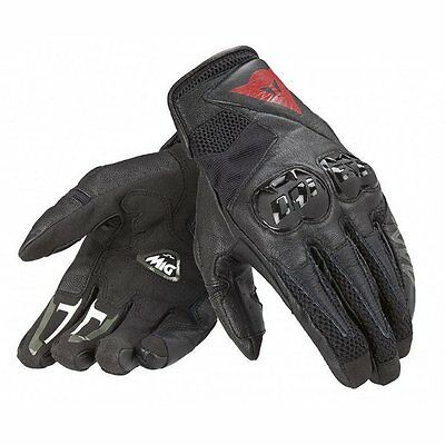 Dainese Mig C2 Warm Waterproof Black Ladies Motorcycle Gloves Size Large