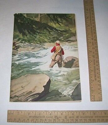 1953 Abercrombie & Fitch Catalog - Fishing Tackle / Camping / Boating