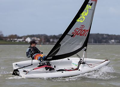 Laser Pico sailing dinghy - 2012 boat in excellent condition