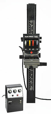 Durst M805 enlarger with Durst TRA 450 power pack and Rayco timer
