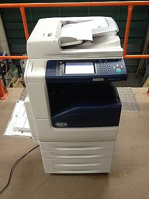Xerox Workcentre 7120 Full Colour All-In-One Printer (Less Than 100 Prints!)