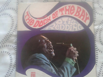 Otis Redding Sitting On The Dock Of The Bay Lp Stax 23001
