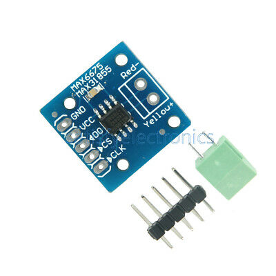 MAX31855 K Type Thermocouple Breakout Board Temperature -200℃ to+1350℃ Out