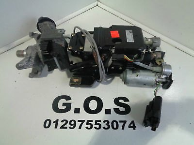 2001 - 06 Bmw X5 E53 Electric Adjustable Steering Column With Motors