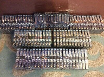Complete Star Trek Deep Space 9 Video Collection – All 88