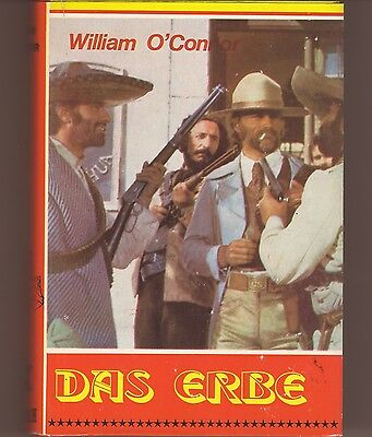 "O'Connor, William  ""Das Erbe""   (Zust. 0-)   kLb"