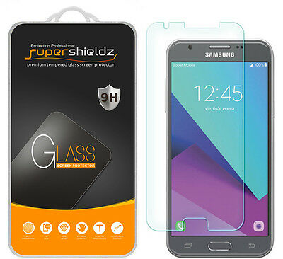 Supershieldz Tempered Glass Screen Protector Saver For Samsung Galaxy J3 Emerge
