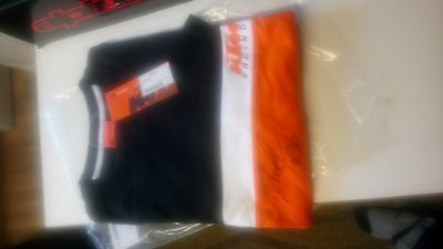 Signed Bradley Smith motogp KTM shirt Brand New in packaging Extremely rare