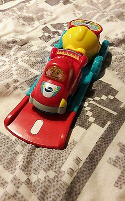 Vtech toot toot press and go launcher