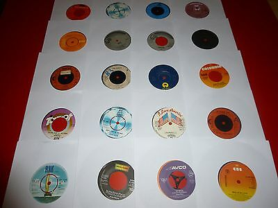 Job Lot 7'' Records X 20 * 7'' Vinyl Singles From 1970S See Pics For Details