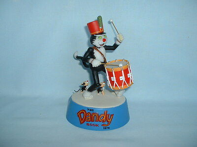 THE DANDY BOOK 1974 FRONT COVER LIMITED EDITION KORKY CAT Figurine ROBERT HARROP