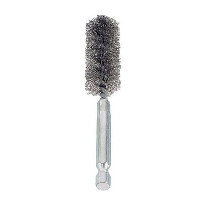 """5/8"""" Stainless Steel Wire Brush for Power Drill Impact Driver - Hex Shank"""