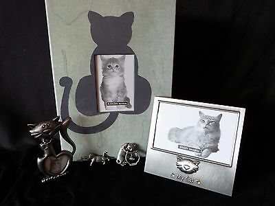 Collection of Cat Fancier Goodies